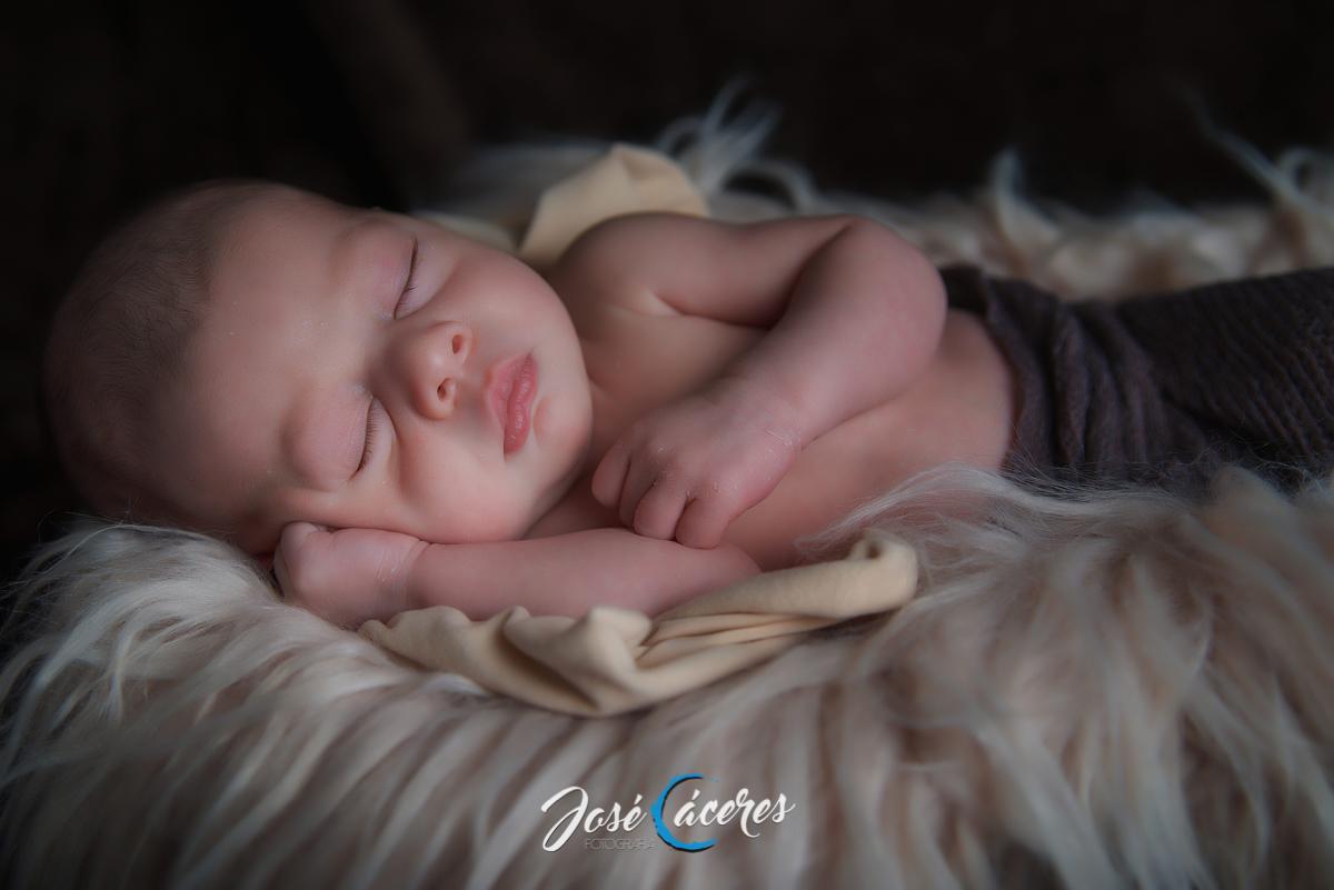 Sesion Newborn para Jesús
