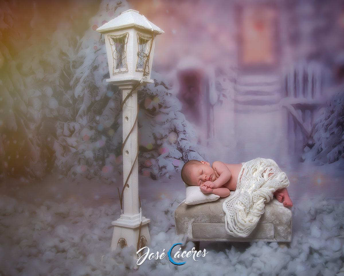 Sesion Newborn para Jesus