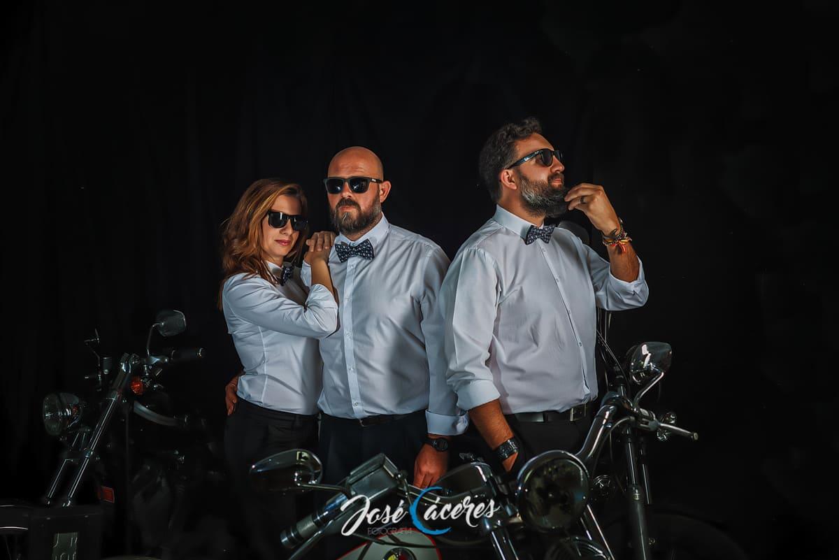 Cádiz en Harley