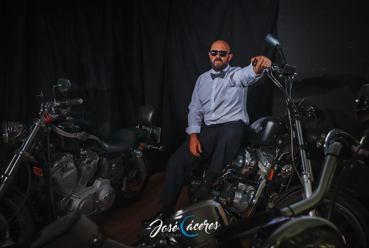 Motocicletas en jerez