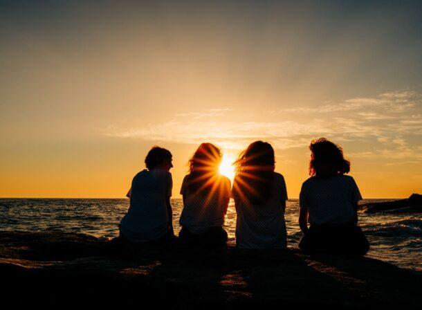 Reportaje despedida de soltera en los Caños